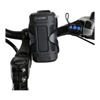 Clearon Portable Bluetooth Speaker (Black)