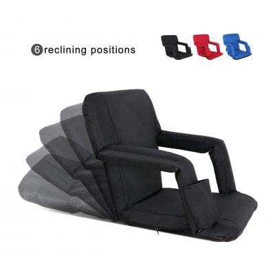 Nova Microdermabrasion Portable Stadium Seat Chair