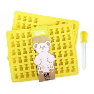 The Modern Gummy CLASSIC Size Gummy Bear Mold