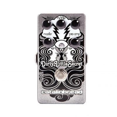 Catalinbread Dirty Little Secret Guitar pedal
