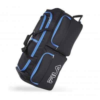Fila Large Rolling Duffel Bag