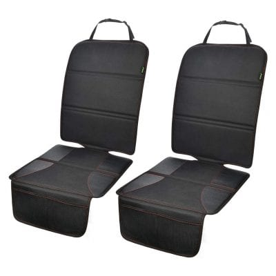 PIDO Car Seat Protector 2 Pack for Child Car Seat