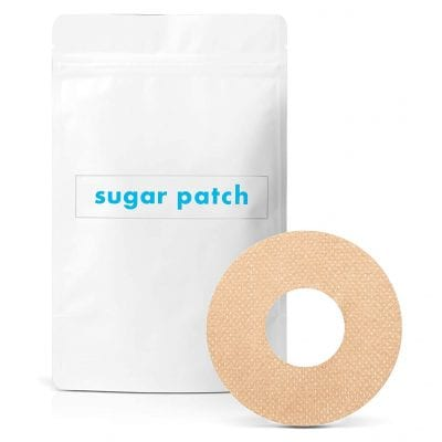 My Sugar Patch 30 Pack Abbott Freestyle Libre Waterproof Adhesive Patch