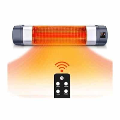 TRUSTECH Patio Heater with Remote Control