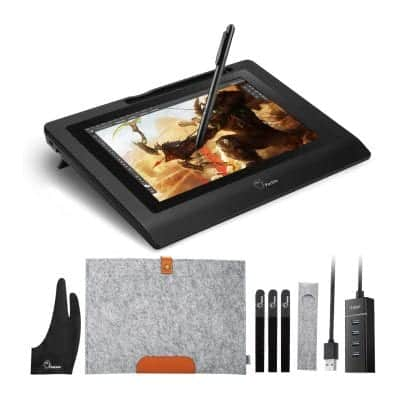 Parblo graphics drawing tablet