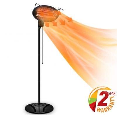 Air Choice Patio Heater - 3 Power Levels