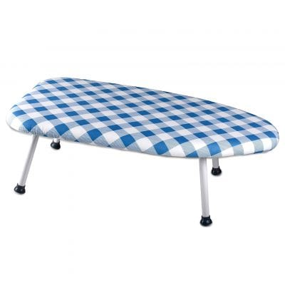 Handy Laundry Collapsible Tabletop Mini Ironing Board