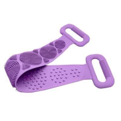 JC's Beauty Back Cleaning Strap (Purple)