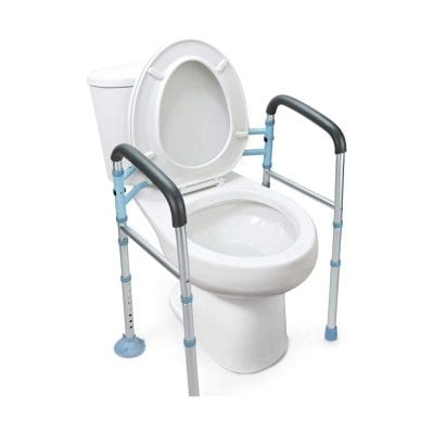Oasis Space StandAlone Toilet Safety Rail