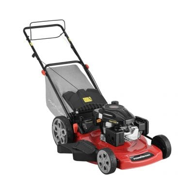 PowerSmart DB2322S Black and red Lawn Mower