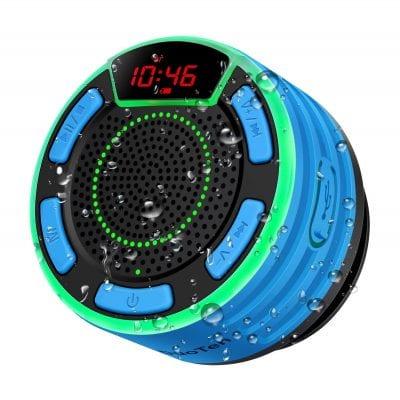 DuoTen Bluetooth Speakers IPX7 Waterproof Wireless