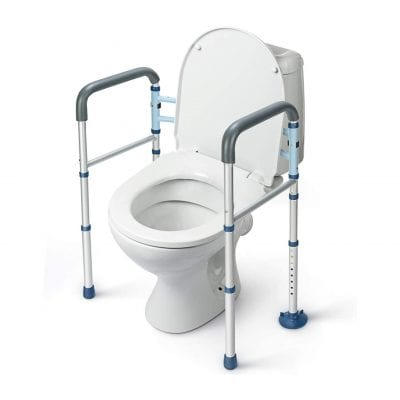 GreenChief Stand Alone Toilet Safety Rail