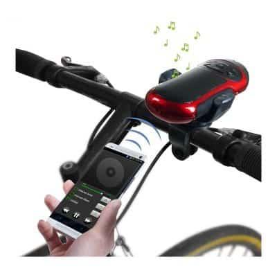 Northwest Bluetooth Speaker with a Bike Mount and Flashlight