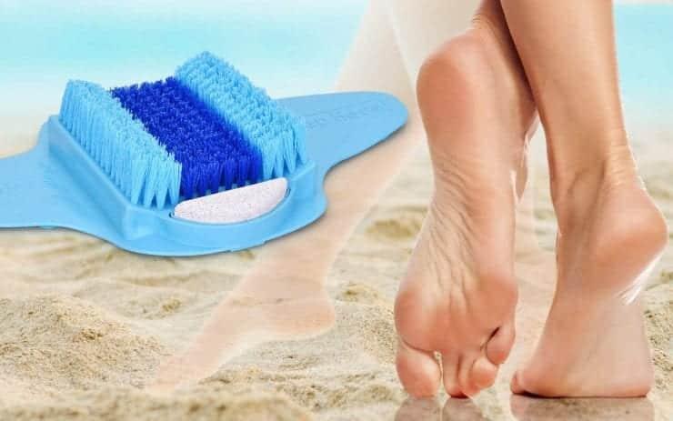 Shower Foot Scrubber
