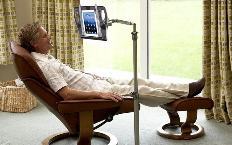 Tablet Floor Stands