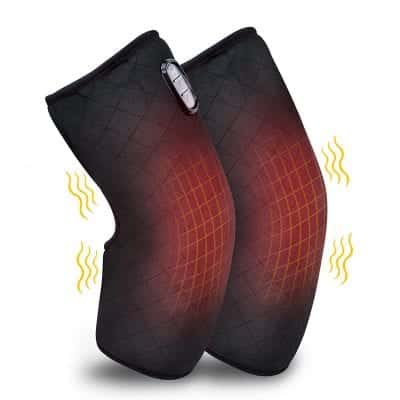 Comfer Vibration Heated Knee Brace