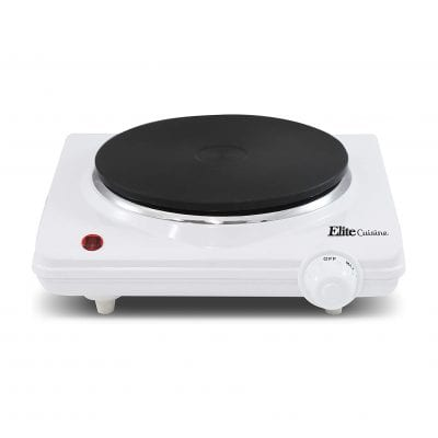 Maxi-Matic Easy to Clean Countertop Electric Hot Plate