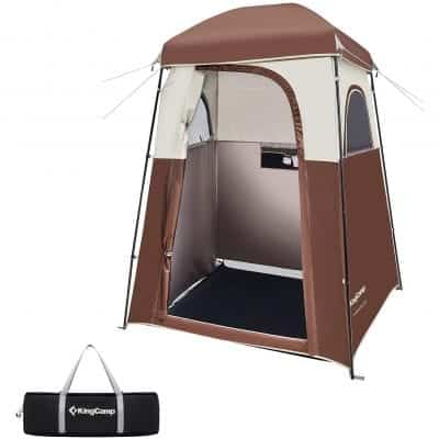 The KingCamp Shower Tent
