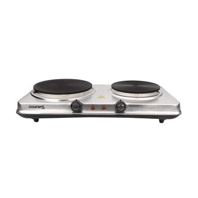 Courant Stainless Steel Electric 1700W Hot Plate