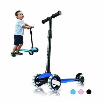 PRINIC Kick Scooter for Kids 3 Wheels Scooters