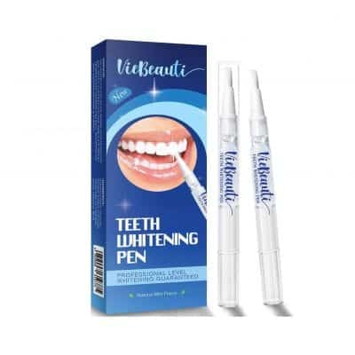 VieBeauti Teeth Whitening Pen 2 Pcs 20+ Uses