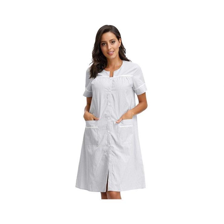 Zexxxy Women's Short Nightgown