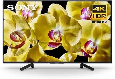 """Sony 49"""" 4K LED Smart TV"""
