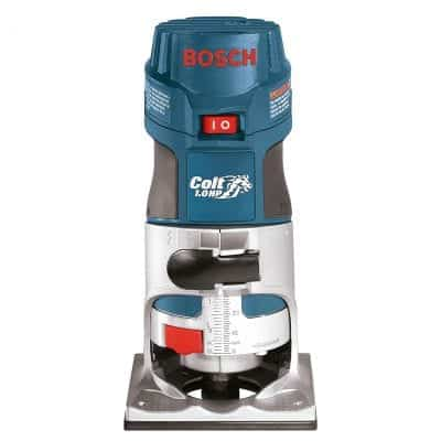 The Bosch Palm Router Tool