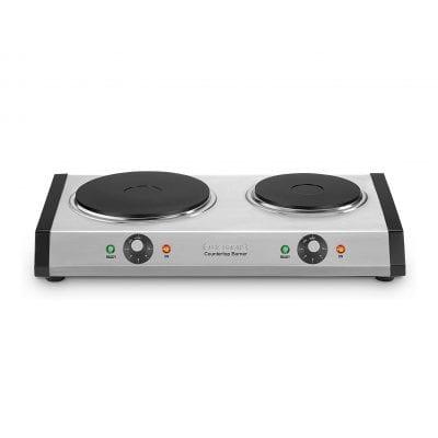 Cuisinart Cast-Iron Double Burner Electric Hot Plate