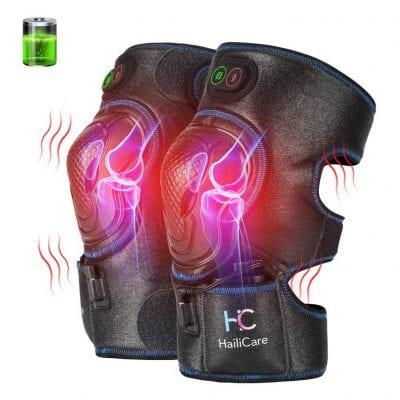HailiCare Vibration Heated Knee Brace