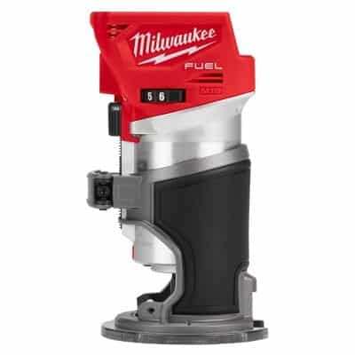 Milwaukee FUEL Compact Router