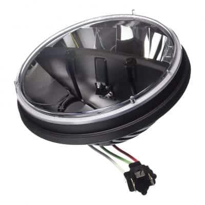 "Truck-Lite 7"" Round LED Headlight 27270c"