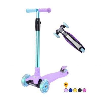WV WONDER VIEW Kick 3 Wheel Scooter