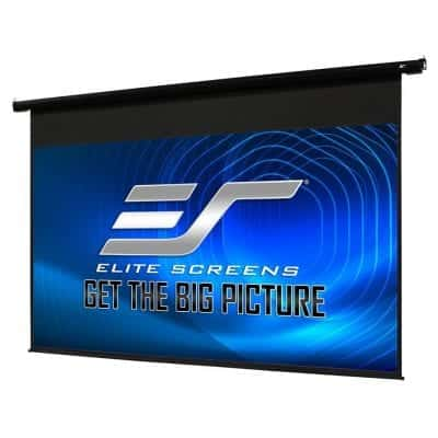 Elite Screens Electric Multi Aspect Ratio Projector Screen