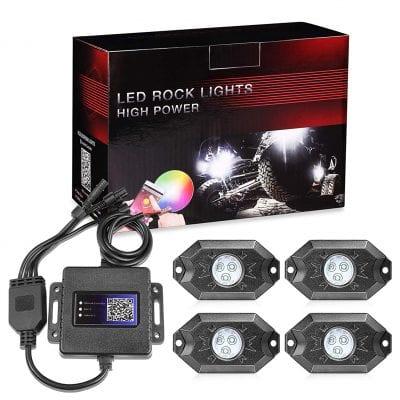 Offroadtown Off Road Underglow RGB Rock Lights