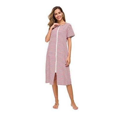 Vslarh Robes for Women House Coats Nightgowns