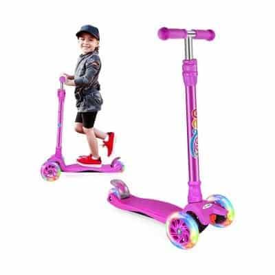 BELEEV Scooters for Kids 3 Wheel