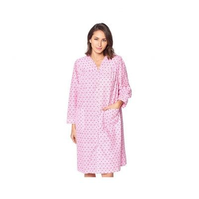 Casual Nights Women's Duster Lounger Dress