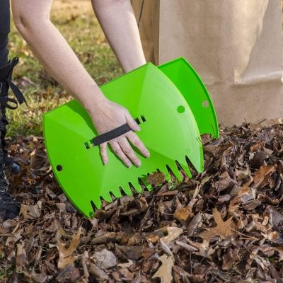 Midwest Gloves & Gear Lawn Claws Yard Leaf Scoops