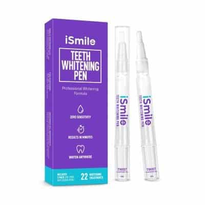 iSmile Teeth Whitening Pen 35% Carbamide Peroxide