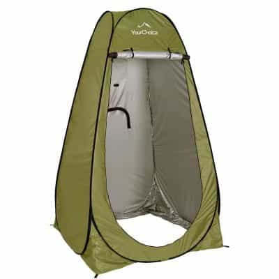 Choice Privacy Pop-up Shower Tent