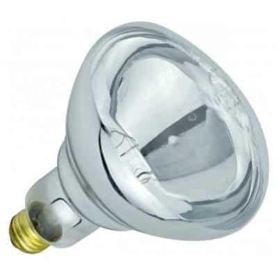 Sterl Lighting 250W E26 Heat Lamp Bulb Flood Reflector