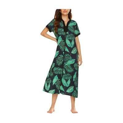 luxilooks Women Nightgown Summer Duster Coat