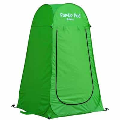 The GigaTent Shower Tent