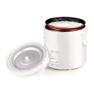 WHITE TIGER Mini Rice Cooker
