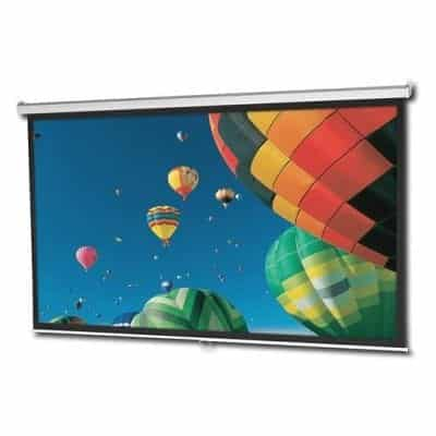 Projecta Model B Pull-Down Projector Screen