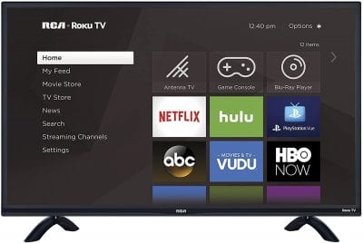 RCA Roku Smart LED TV
