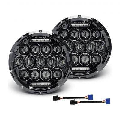 UNI-SHINE 7 inch LED Round Headlight