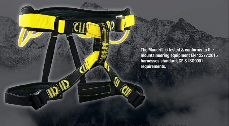 Best Climbing Harnesses in 2021
