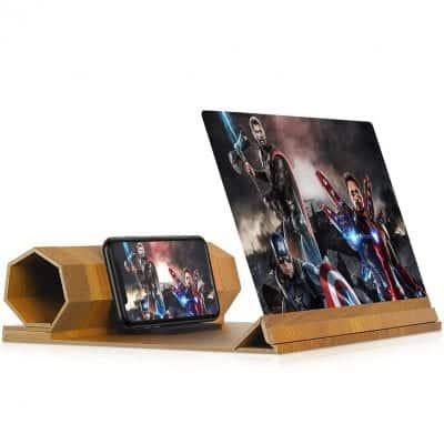 dizaul 12'' 3D Phone Screen Magnifier